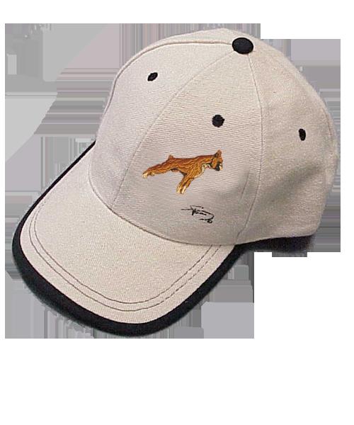Gorra cerrada con motivo bordado Boxer